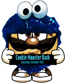 cookie monster dash