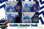 2 cookie monsters!